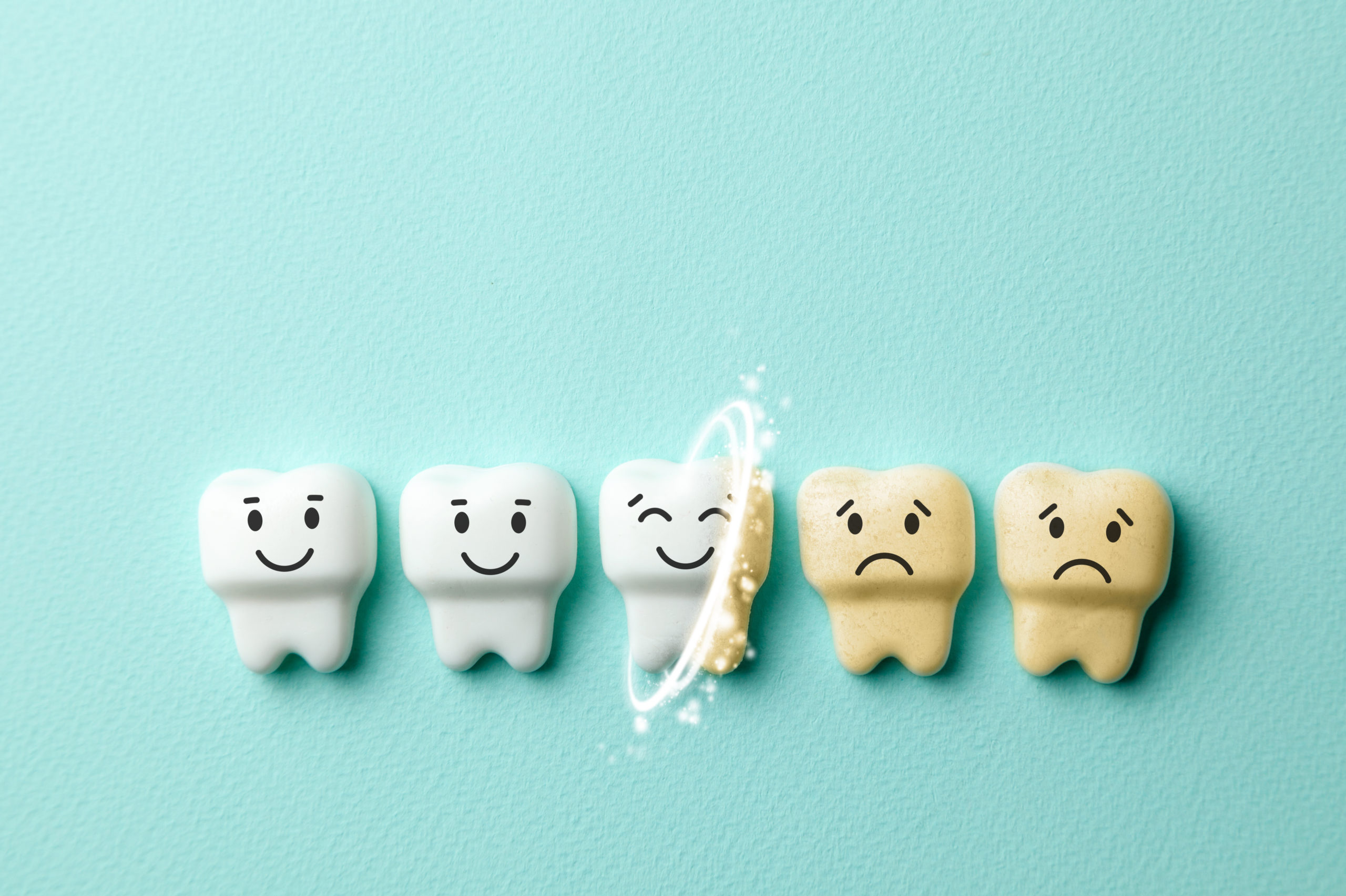 How Can I Stop My Teeth From Staining? kensington court clinic