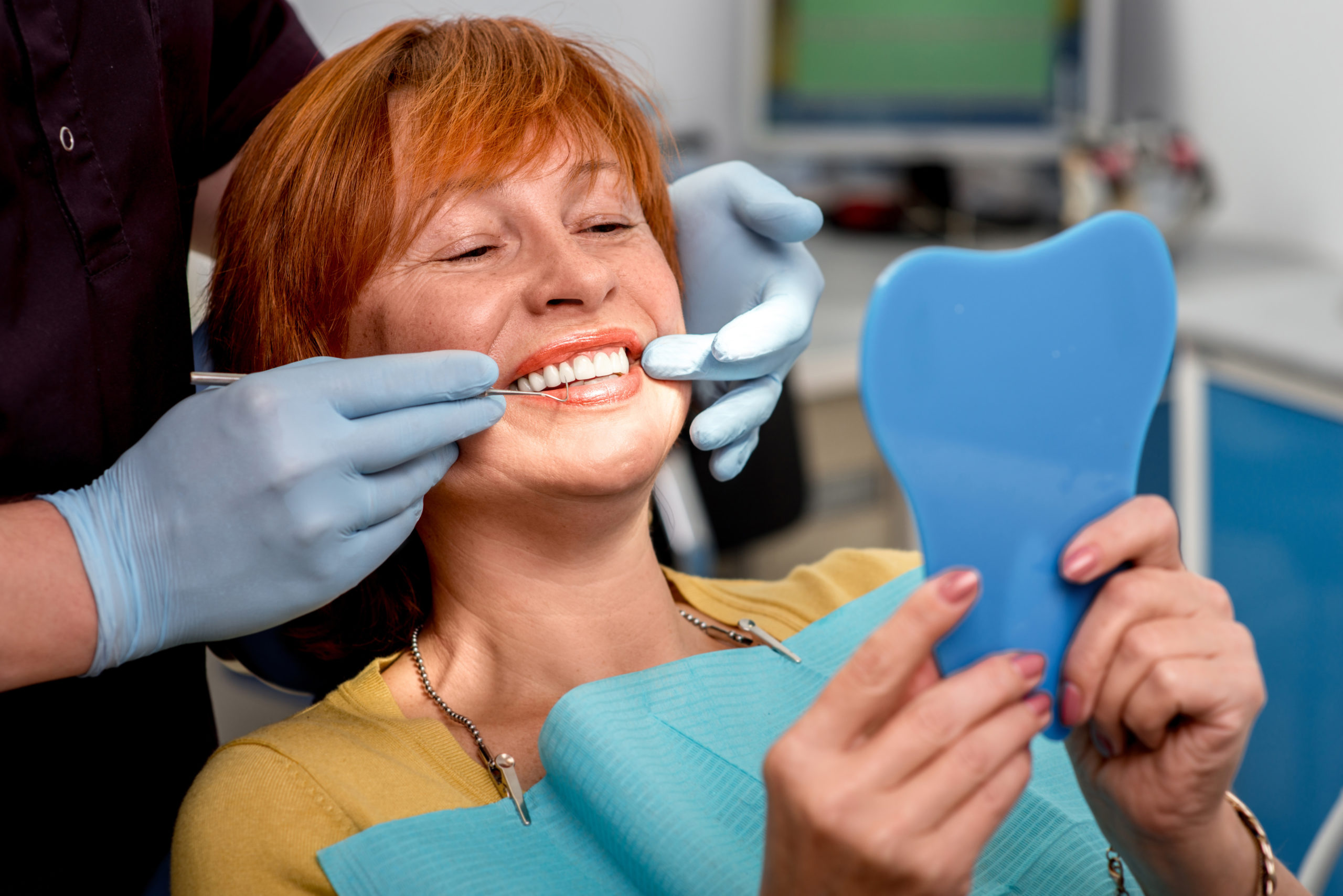What Are The Benefits Of Having Dentures? kensington court clinic