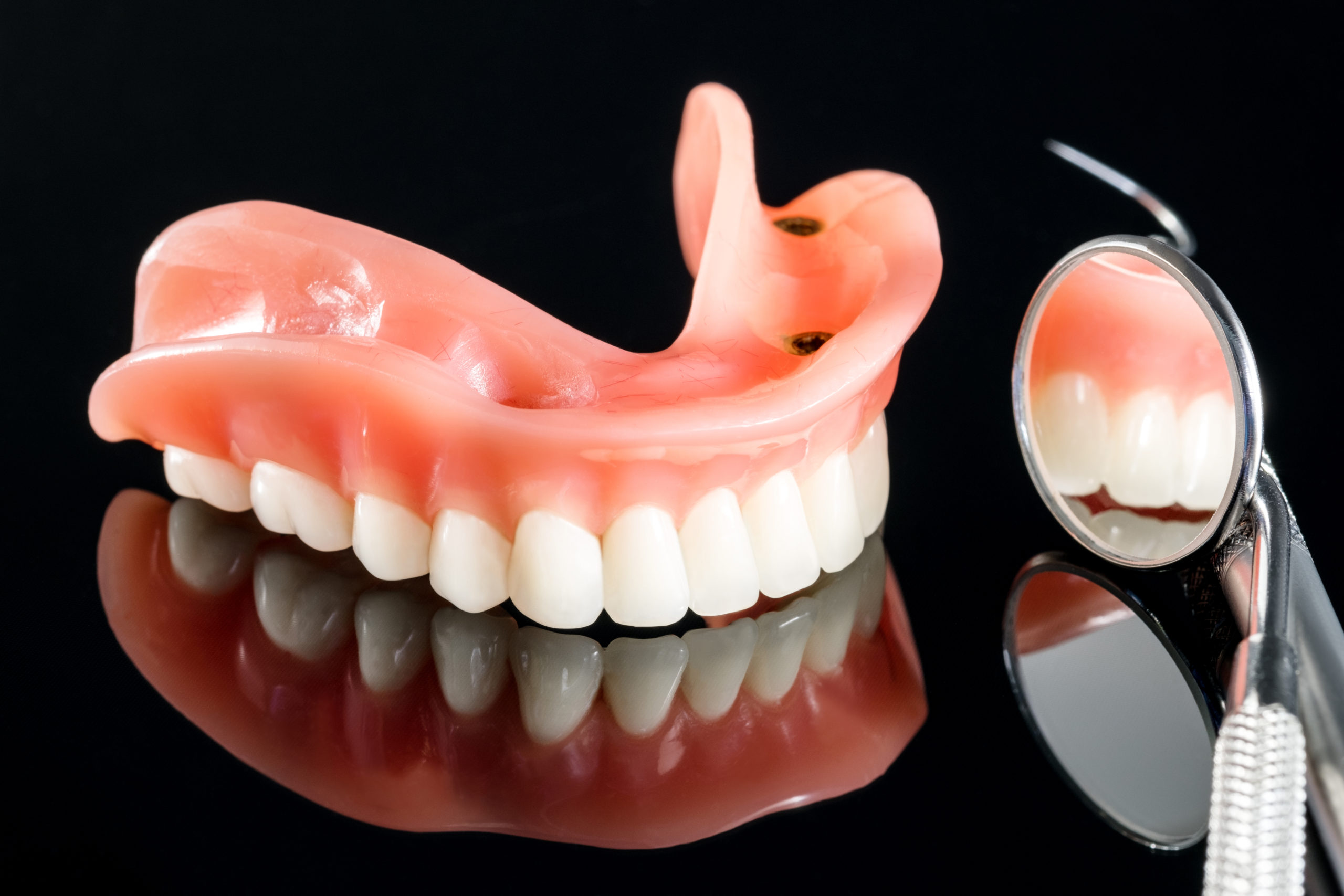 Overdentures - What Are They? kensington court clinic